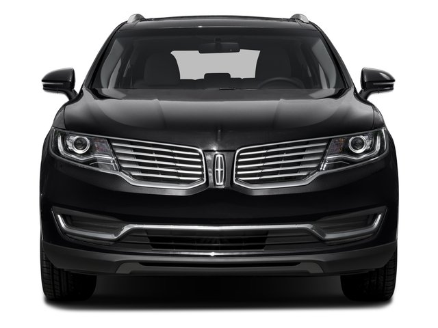 2016 Lincoln MKX Prices and Values Util 4D Black Label EcoBoost AWD V6 front view