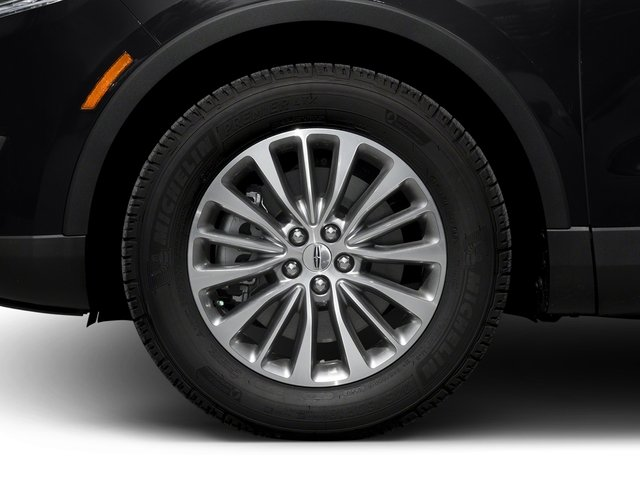 2016 Lincoln MKX Prices and Values Util 4D Black Label EcoBoost AWD V6 wheel