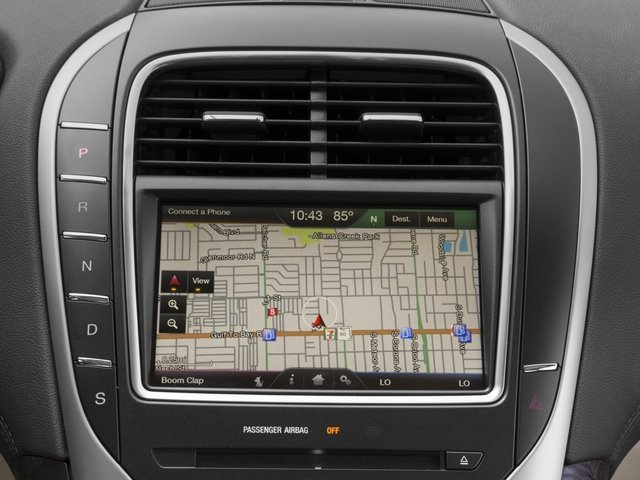 2016 Lincoln MKX Prices and Values Utility 4D Black Label 2WD V6 navigation system