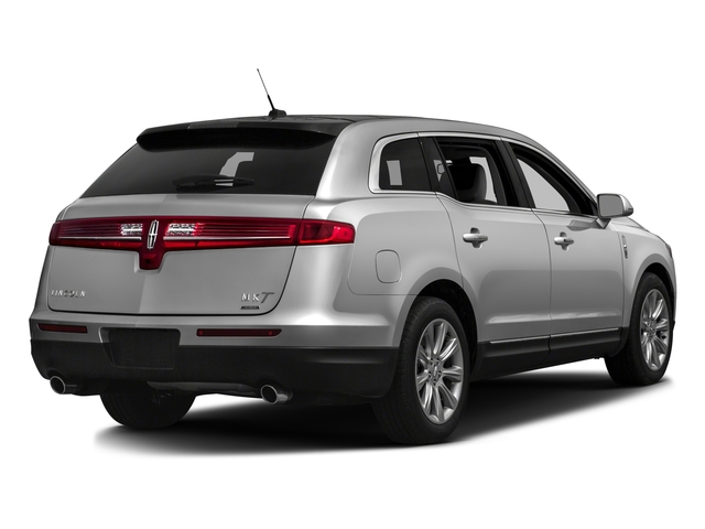 2016 Lincoln MKT Prices and Values Wagon 4D EcoBoost AWD V6 side rear view