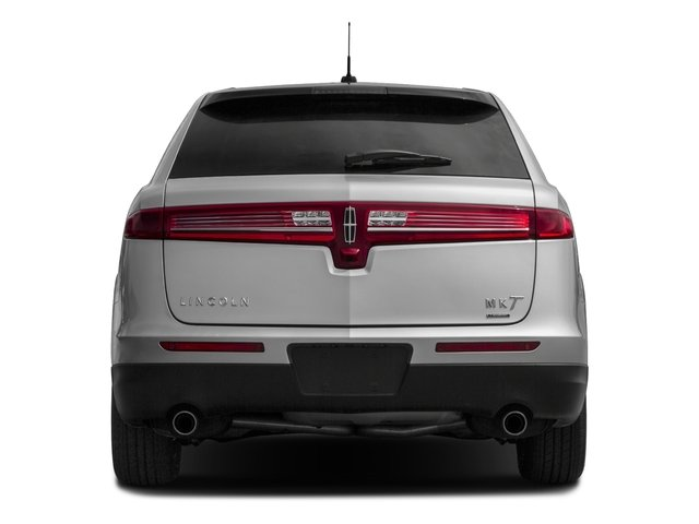2016 Lincoln MKT Prices and Values Wagon 4D Town Car EcoBoost 2WD I4 rear view