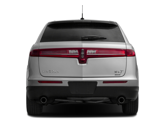 2016 Lincoln MKT Prices and Values Wagon 4D EcoBoost AWD V6 rear view