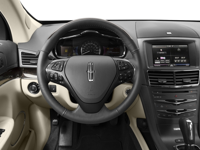 2016 Lincoln MKT Prices and Values Wagon 4D Town Car EcoBoost 2WD I4 driver's dashboard