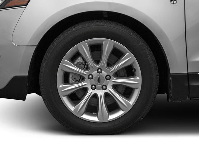 2016 Lincoln MKT Prices and Values Wagon 4D EcoBoost AWD V6 wheel