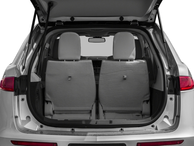 2016 Lincoln MKT Prices and Values Wagon 4D EcoBoost AWD V6 open trunk