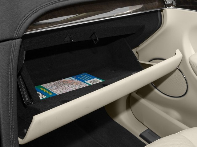 2016 Lincoln MKT Prices and Values Wagon 4D EcoBoost AWD V6 glove box