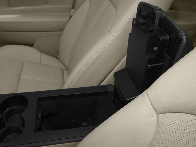 2016 Lincoln MKT Prices and Values Wagon 4D EcoBoost AWD V6 center storage console