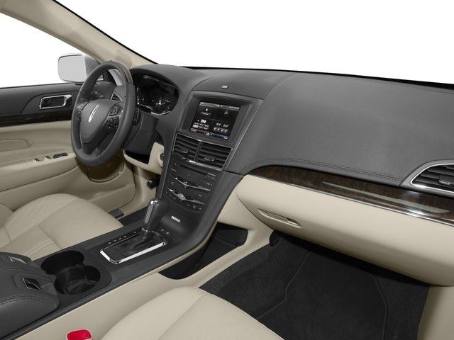 2016 Lincoln MKT Prices and Values Wagon 4D EcoBoost AWD V6 passenger's dashboard