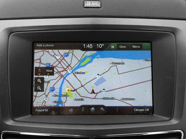 2016 Lincoln MKT Prices and Values Wagon 4D EcoBoost AWD V6 navigation system