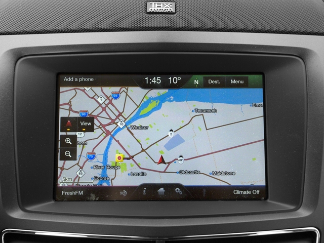 2016 Lincoln MKT Prices and Values Wagon 4D Town Car EcoBoost 2WD I4 navigation system