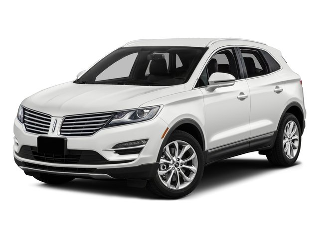 2016 Lincoln MKC Prices and Values Utility 4D Premiere AWD I4 Turbo side front view