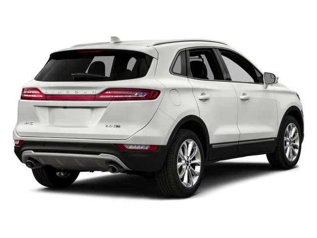 2016 Lincoln MKC Prices and Values Utility 4D Premiere AWD I4 Turbo side rear view