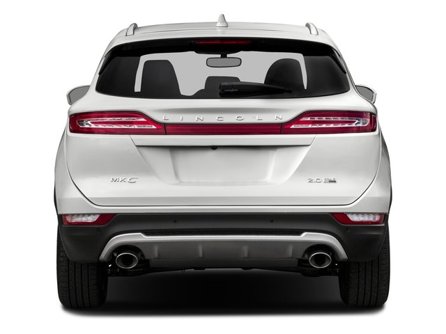 2016 Lincoln MKC Prices and Values Utility 4D Premiere AWD I4 Turbo rear view