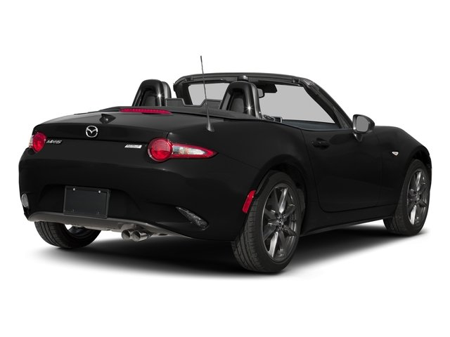 2016 Mazda MX-5 Miata Prices and Values Convertible 2D GT Launch I4 side rear view