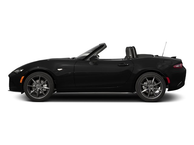 2016 Mazda MX-5 Miata Prices and Values Convertible 2D GT Launch I4 side view