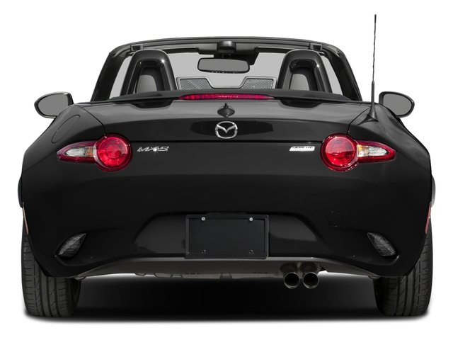 2016 Mazda MX-5 Miata Prices and Values Convertible 2D GT Launch I4 rear view