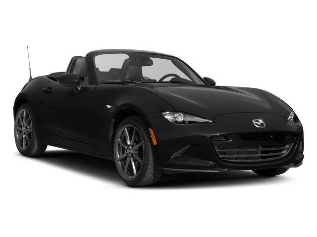 2016 Mazda MX-5 Miata Prices and Values Convertible 2D GT Launch I4 side front view