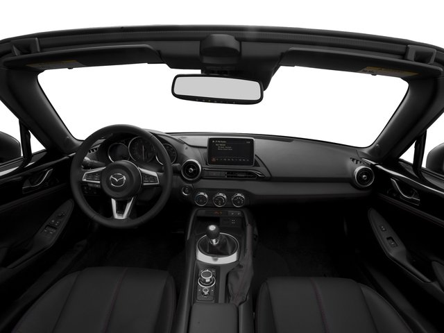 2016 Mazda MX-5 Miata Prices and Values Convertible 2D GT Launch I4 full dashboard