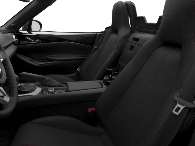 2016 Mazda MX-5 Miata Prices and Values Convertible 2D GT Launch I4 front seat interior