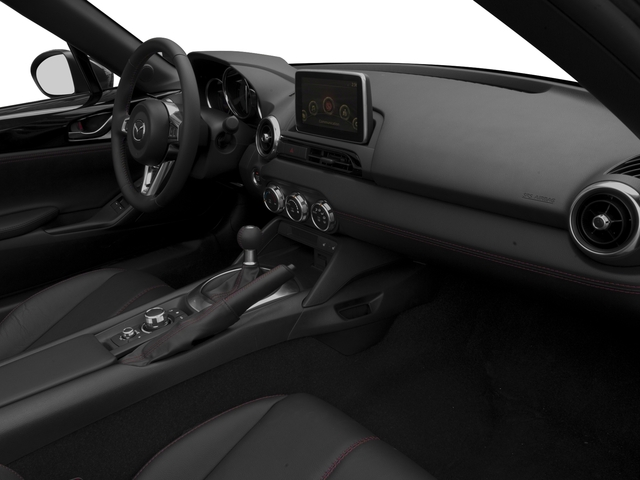 2016 Mazda MX-5 Miata Prices and Values Convertible 2D GT Launch I4 passenger's dashboard