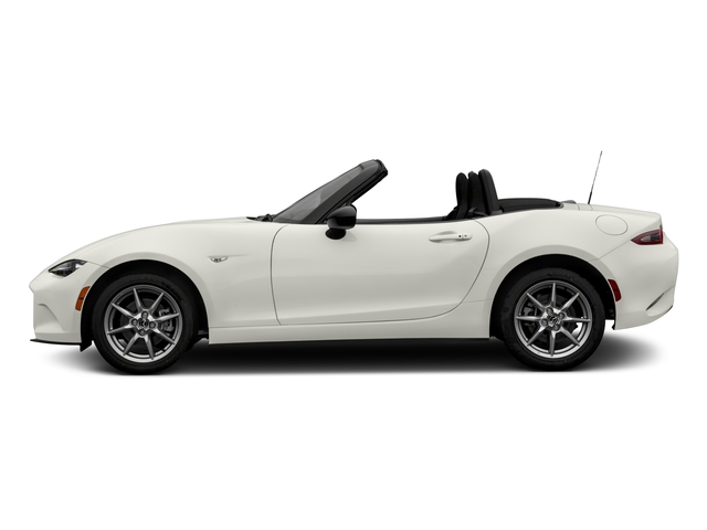 2016 Mazda MX-5 Miata Prices and Values Convertible 2D Sport I4 side view