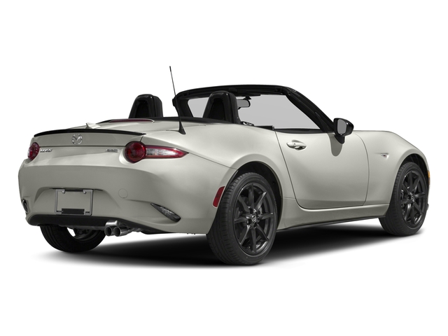 2016 Mazda MX-5 Miata Pictures MX-5 Miata Convertible 2D Club I4 photos side rear view