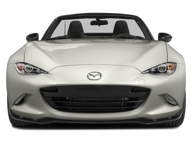 2016 Mazda MX-5 Miata Pictures MX-5 Miata Convertible 2D Club I4 photos front view