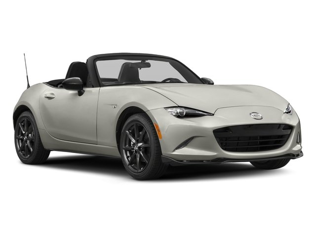 2016 Mazda MX-5 Miata Prices and Values Convertible 2D Club I4 side front view