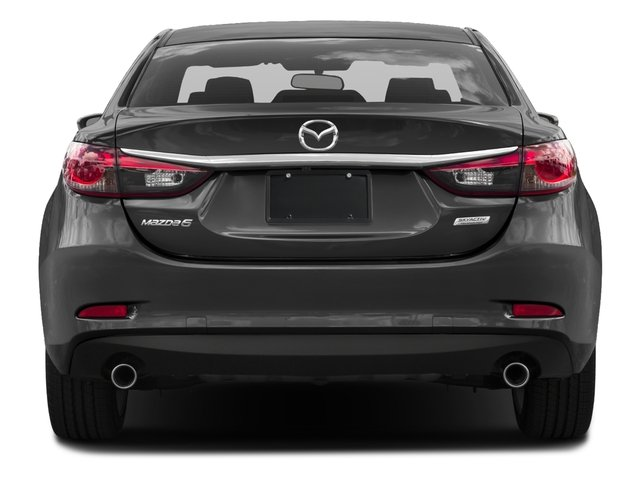 2016 Mazda Mazda6 Prices and Values Sedan 4D i Touring Tech I4 rear view