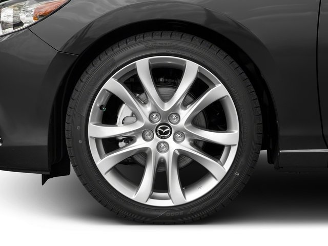 2016 Mazda Mazda6 Prices and Values Sedan 4D i Touring Tech I4 wheel