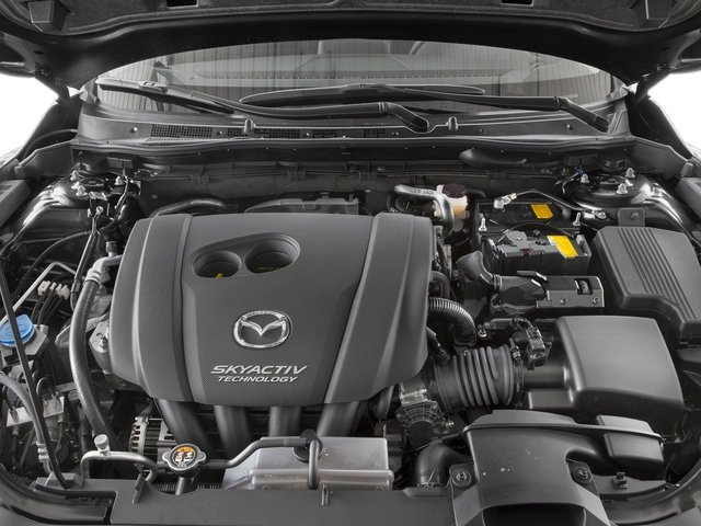 2016 Mazda Mazda6 Prices and Values Sedan 4D i Touring Tech I4 engine