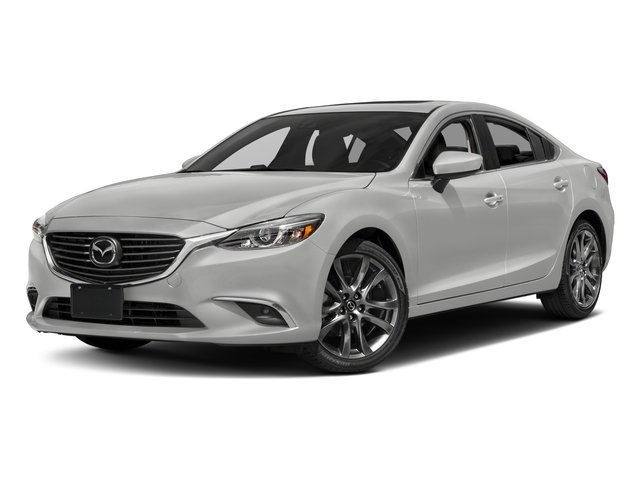 2016 Mazda Mazda6 Prices and Values Sedan 4D i GT I4 side front view