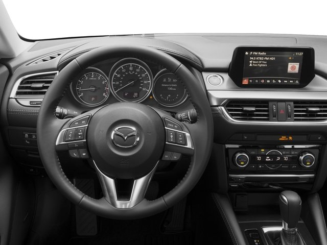 2016 Mazda Mazda6 Prices and Values Sedan 4D i GT I4 driver's dashboard