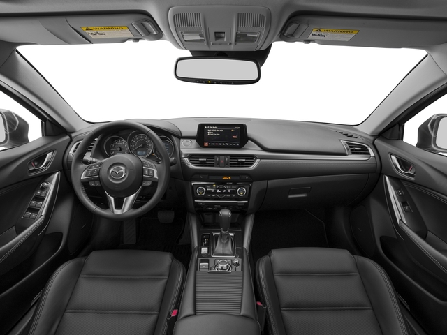 2016 Mazda Mazda6 Prices and Values Sedan 4D i GT I4 full dashboard