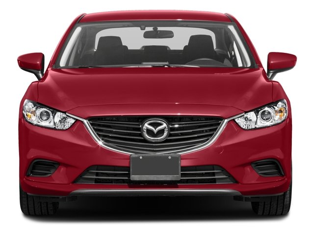 2016 Mazda Mazda6 Pictures Mazda6 Sedan 4D i Sport I4 photos front view