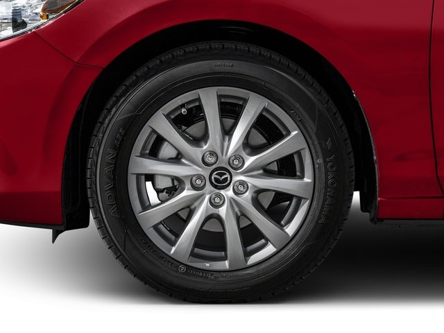 2016 Mazda Mazda6 Pictures Mazda6 Sedan 4D i Sport I4 photos wheel