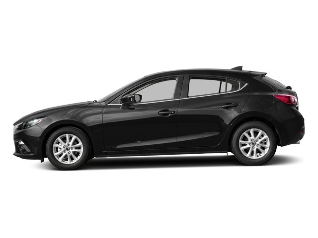 2016 Mazda Mazda3 Prices and Values Wagon 5D i GT I4 side view