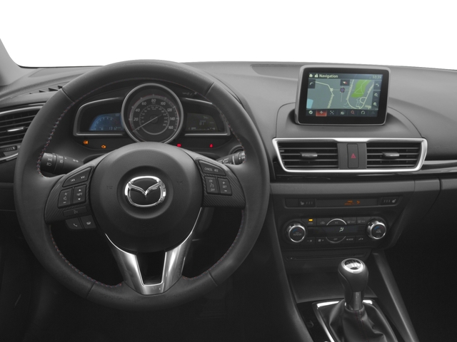 2016 Mazda Mazda3 Prices and Values Wagon 5D i GT I4 driver's dashboard