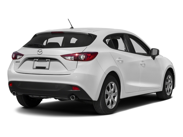 2016 Mazda Mazda3 Prices and Values Wagon 5D i Sport I4 side rear view