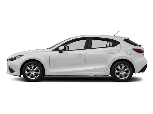 2016 Mazda Mazda3 Prices and Values Wagon 5D i Sport I4 side view