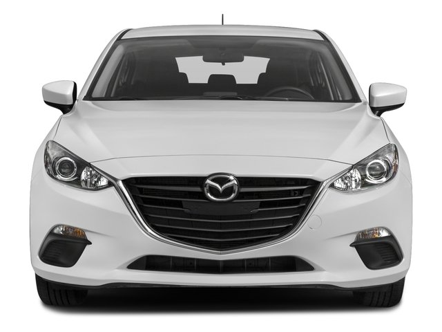 2016 Mazda Mazda3 Prices and Values Wagon 5D i Sport I4 front view