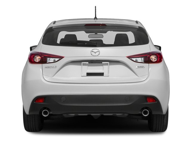 2016 Mazda Mazda3 Prices and Values Wagon 5D i Sport I4 rear view