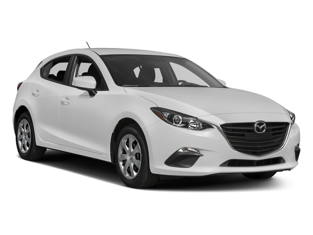 2016 Mazda Mazda3 Pictures Mazda3 Wagon 5D i Sport I4 photos side front view