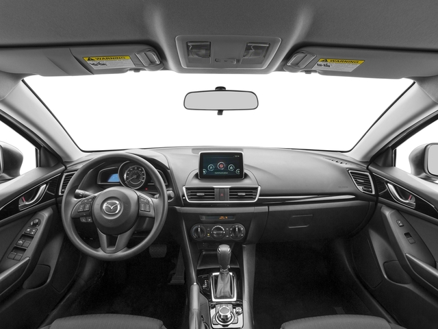 2016 Mazda Mazda3 Prices and Values Wagon 5D i Sport I4 full dashboard