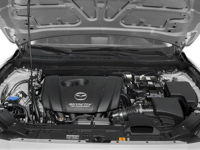 2016 Mazda Mazda3 Prices and Values Wagon 5D i Sport I4 engine
