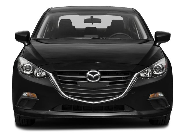 2016 Mazda Mazda3 Pictures Mazda3 Sedan 4D i Sport I4 photos front view