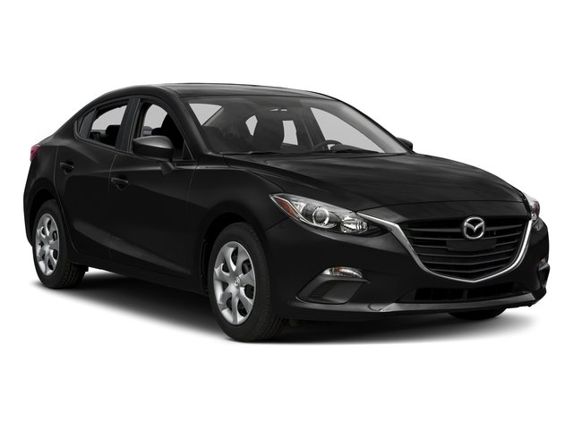 2016 Mazda Mazda3 Prices and Values Sedan 4D i Sport I4 side front view
