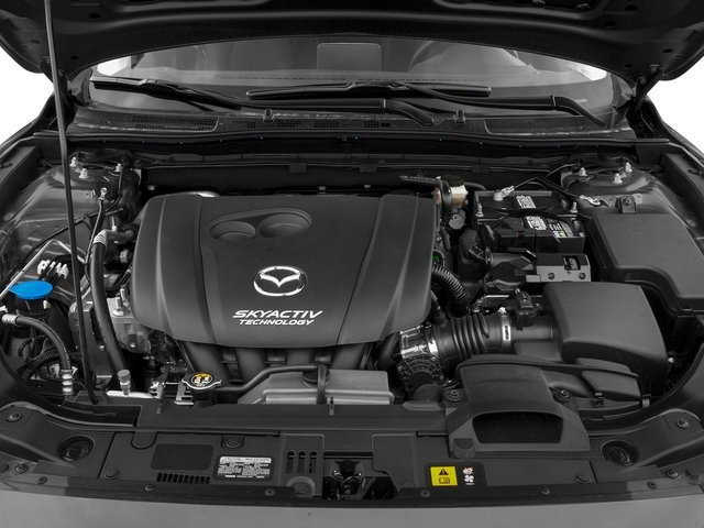 2016 Mazda Mazda3 Pictures Mazda3 Sedan 4D i Sport I4 photos engine