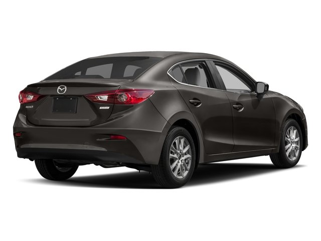 2016 Mazda Mazda3 Prices and Values Sedan 4D i Touring I4 side rear view