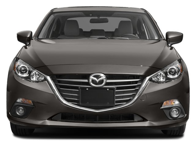 2016 Mazda Mazda3 Prices and Values Sedan 4D i Touring I4 front view